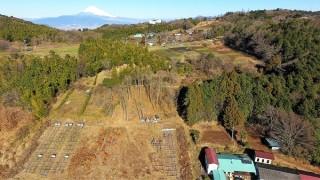 「でんきの森発電所」建設予定地